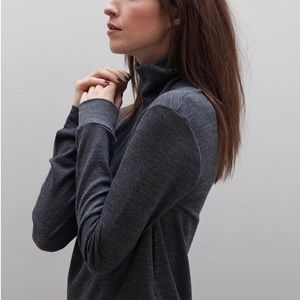 Lululemon the Lab Yumi sweater dress